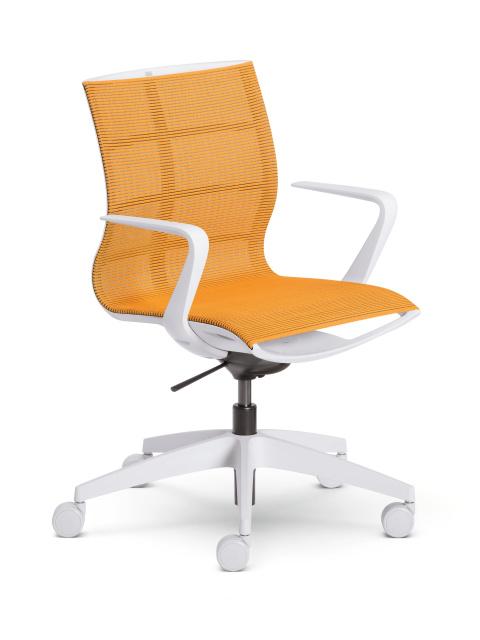 Konferenzstuhl Sejoy mit Sitzkomfort und intuitive Funktionalitaet
