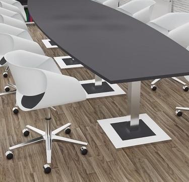 Konferenztisch-KLA verkettbar