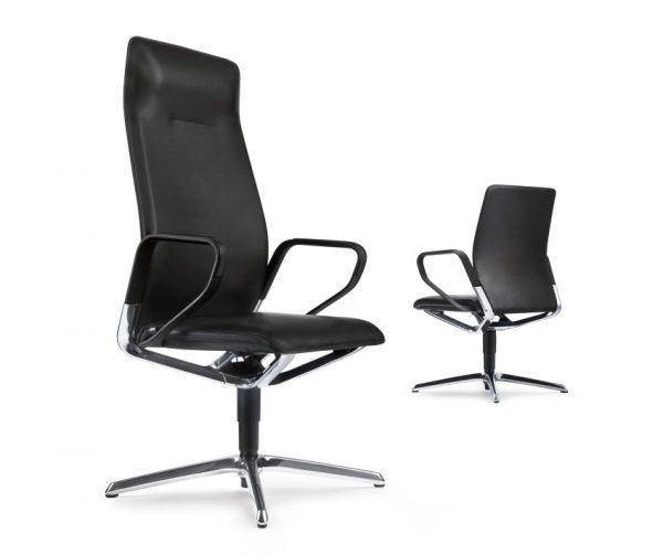 Konferenzstuhl seline für höchste Sitzqualität