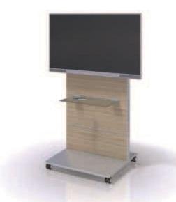 Monitor Caddy KLA in vielen Farben und Holzdekor