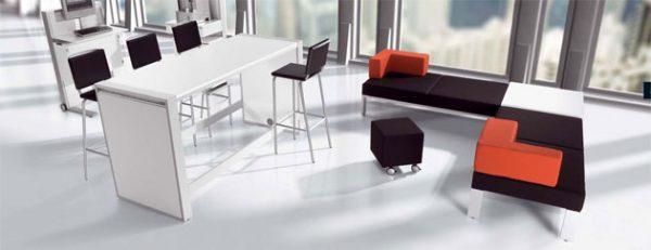 Loungemöbel für Besprechungsbereiche