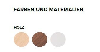 wing Farben Materialien