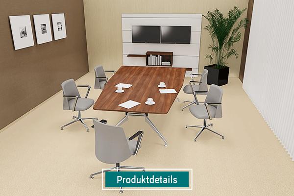 Konferenzraum Ausstattung, Konferenztisch Konferenzstühle