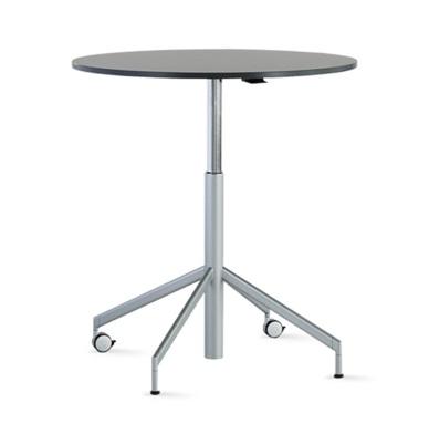 Veron Steh-Sitz-Tisch mit Gasdruckfeder
